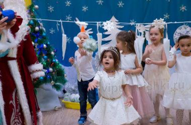 Новогоднее представление на Липовый Парк 8